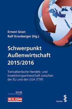 Schwerpunkt Außenwirtschaft 2015/2016