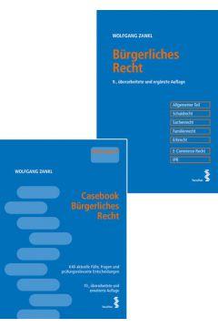 Kombipaket Casebook Bürgerliches Recht und Bürgerliches Recht