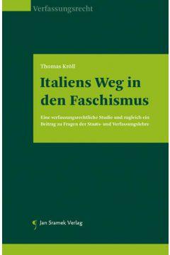 Italiens Weg in den Faschismus