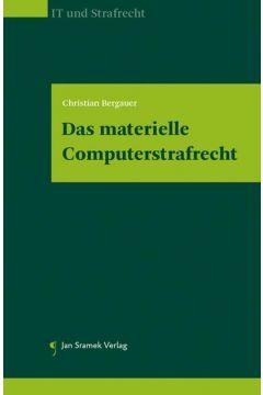 Das materielle Computerstrafrecht