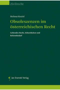 Obsoleszenzen im österreichischen Recht
