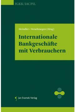 Internationale Bankgeschäfte mit Verbrauchern
