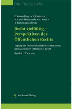 Recht Vielfältig - Perspektiven des Öffentlichen Rechts