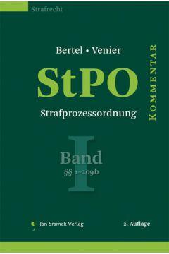 SET StPO-Kommentar, Band I und II