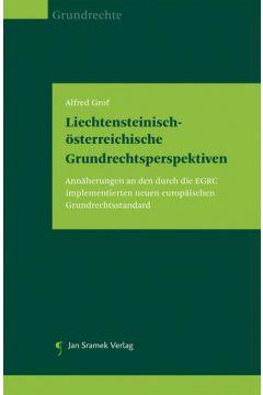 Liechtensteinisch-österreichische Grundrechtsperspektiven