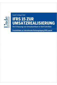 IFRS 15 zur Umsatzrealisierung