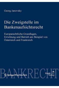 Zweigstelle im Bankaufsichtsrecht