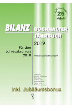 BILANZBUCHHALTER JAHRBUCH 2019 - inkl. Jubiläumsbonus als PDF