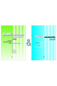 Serien-Paket: BILANZBUCHHALTER JAHRBUCH & STEUER NACHRICHTEN 2020
