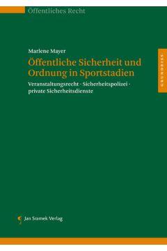 Öffentliche Sicherheit und Ordnung in Sportstadien