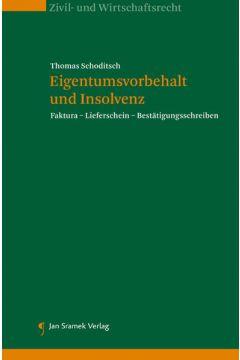 Eigentumsvorbehalt und Insolvenz