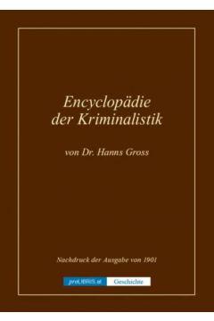 Encyclopädie der Kriminalistik - Geschichte