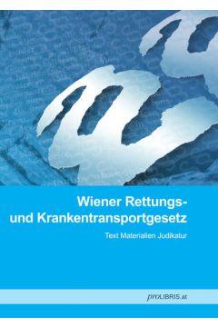 Wiener Rettungs- und Krankentransportgesetz