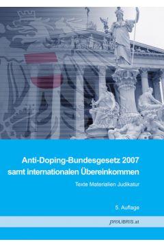 Anti-Doping-Bundesgesetz 2007