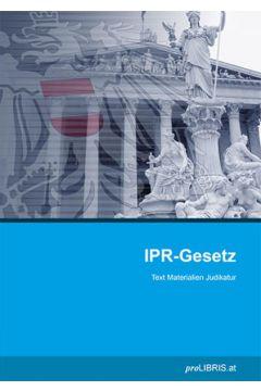 IPR-Gesetz