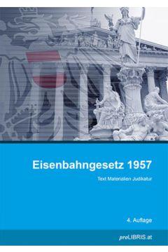 Eisenbahngesetz 1957