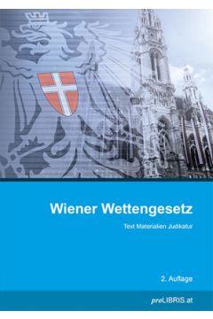 Wiener Wettengesetz