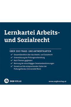 Lernkartei Arbeits- und Sozialrecht