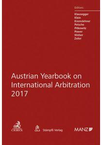 Austrian Yearbook on International Arbitration 2017