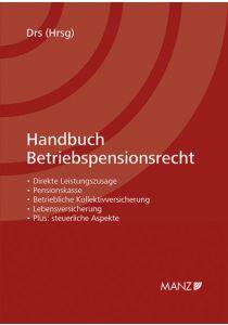 Handbuch Betriebspensionsrecht