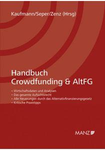 Handbuch Crowdfunding & AltFG
