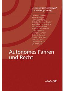 Autonomes Fahren und Recht