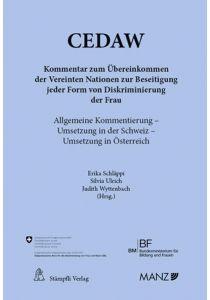 CEDAW - Kommentar zum Übereinkommen der Vereinten Nationen zur Beseitigung jeder Form von Diskriminierung