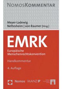 EMRK - Europäische Menschenrechtskonvention