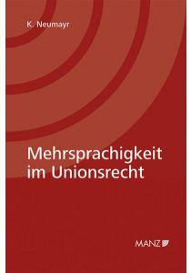 Mehrsprachigkeit im Unionsrecht