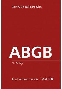 Das Allgemeine bürgerliche Gesetzbuch ABGB