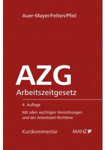 Arbeitszeitgesetz AZG