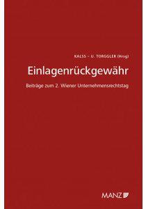 Einlagenrückgewähr 2. Wiener Unternehmensrechtstag