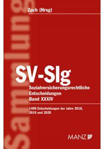Sozialversicherungsrechtliche Entscheidungen SV-Slg