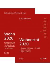 PAKET: Wohnrecht 2020 Band 1 + 2
