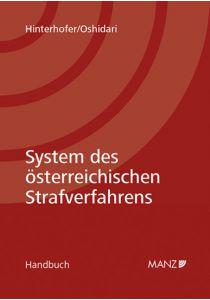 System des österreichischen Strafverfahrens