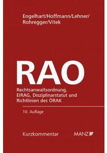 Rechtsanwaltsordnung RAO