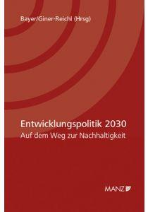 Entwicklungspolitik 2030