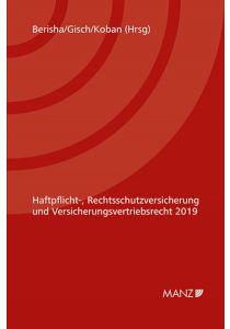 Haftpflicht-, Rechtsschutzversicherung 5. Kremser Versicherungsforum 2019