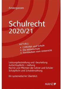 Schulrecht 2020/21