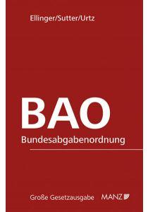 Bundesabgabenordnung - BAO