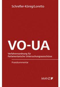 Verfahrensordnung für Parlamentarische Untersuchungsausschüsse VO-UA
