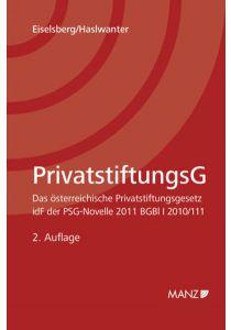 Privatstiftungsgesetz - PSG