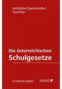 Die österreichischen Schulgesetze