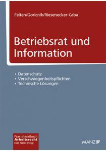 Betriebsrat und Information