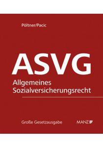 Allgemeine Sozialversicherung ASVG