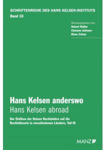 Hans Kelsen anderswo. Hans Kelsen abroad.