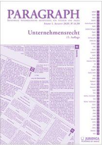 Paragraph - Unternehmensrecht