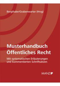 Musterhandbuch Öffentliches Recht