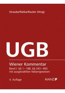 Wiener Kommentar zum UGB 4. Auflage