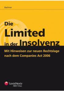 Die Limited in der Insolvenz